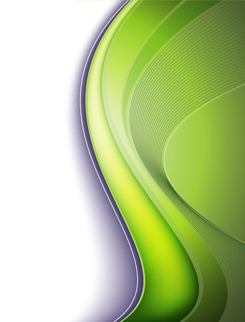 White And Green Powerpoint Website Background 45631 Jpg
